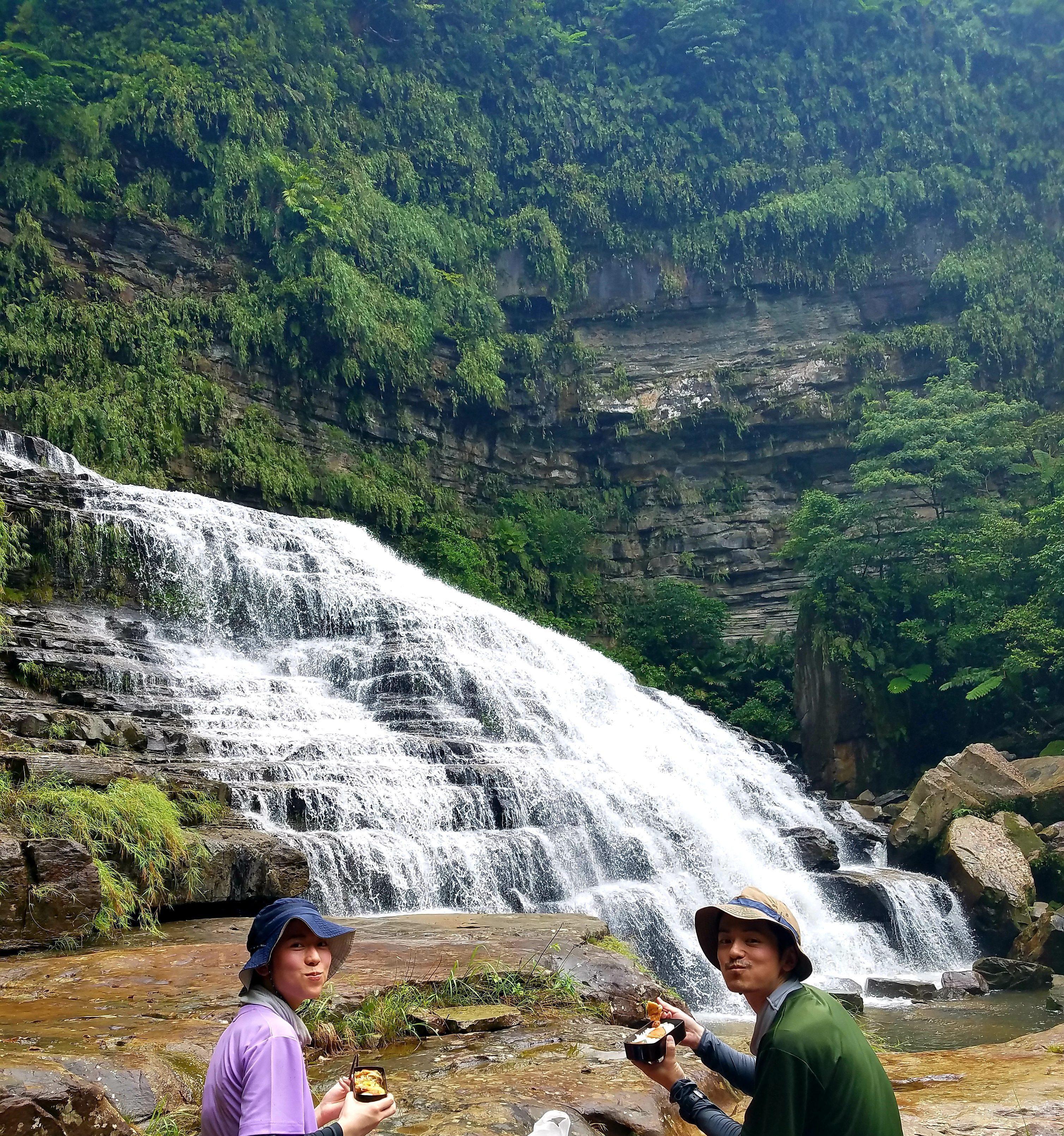 今シーズンのマヤグスクの滝トレッキングツアー始まりました!