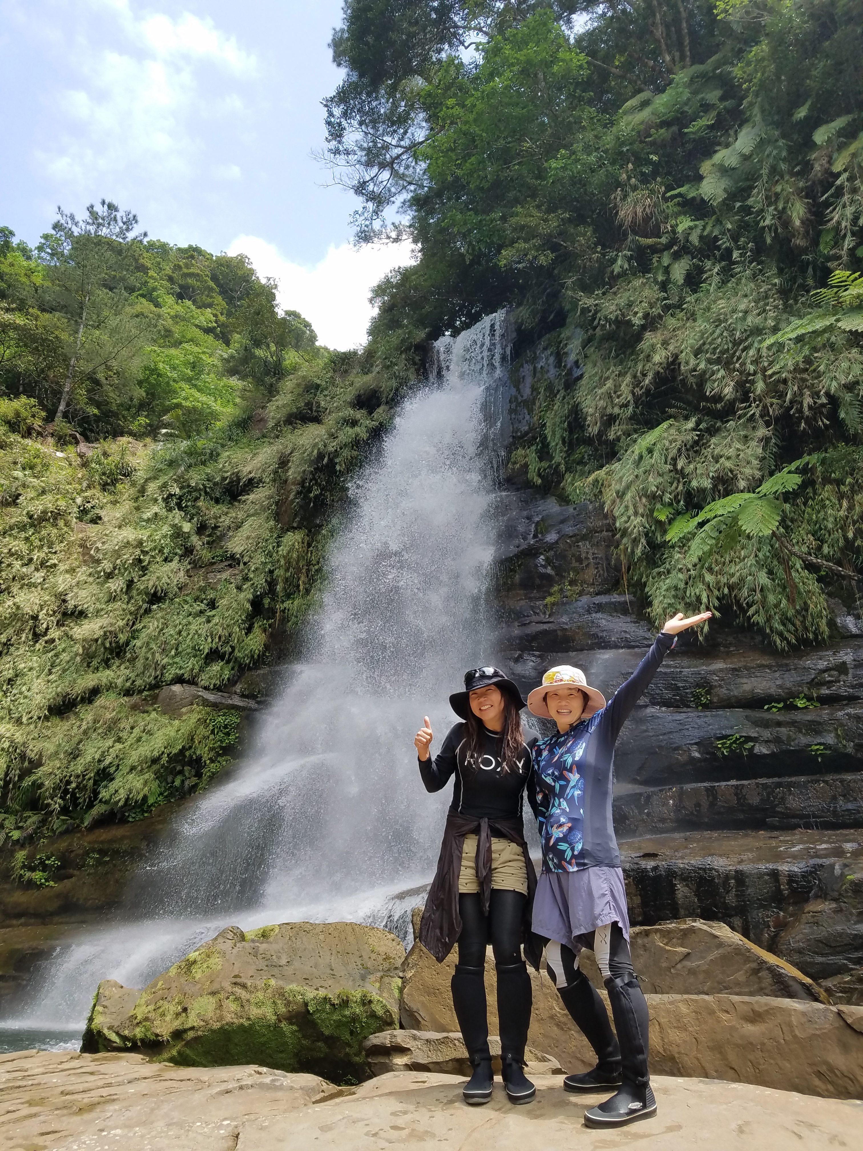 ナーラの滝カヤック&トレッキングツアー