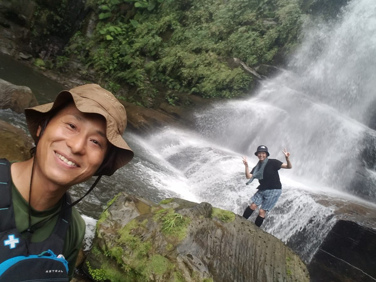サガリバナ&ナーラの滝ツアー