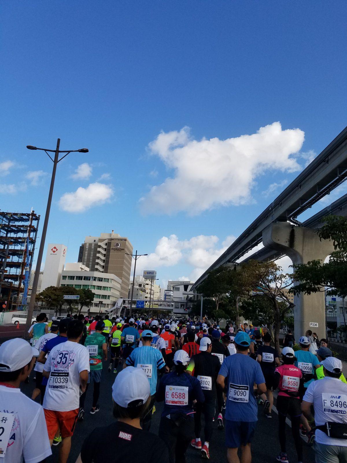 (番外編)西表島横断で鍛えて那覇マラソン