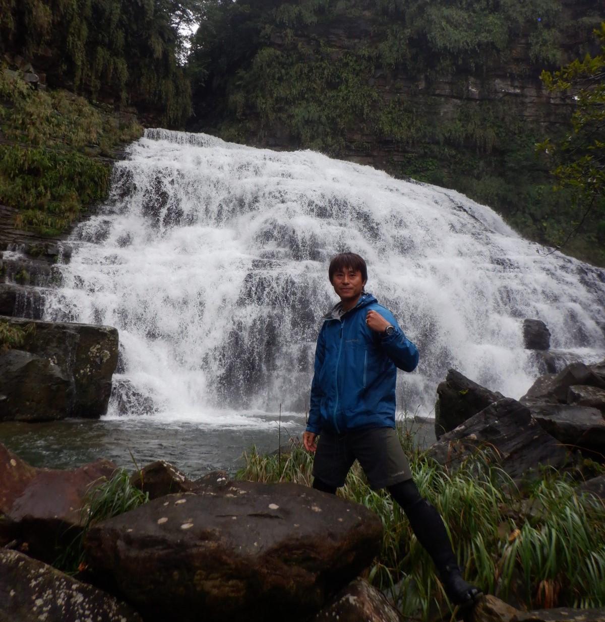 令和二年 元旦 西表島横断トレッキングツアー